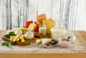 piimatooted, juust