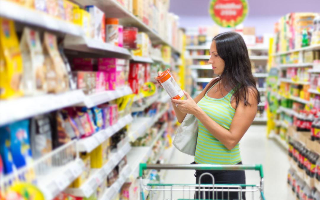 Uued toidu märgistamise trükised