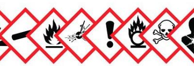 Ohtlike kemikaalide käitlemist käsitlev teabematerjal